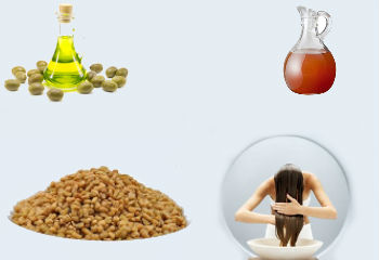 Home remedies of Dandruff